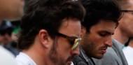 """Sainz: """"Ojalá Carlos y Alonso estén lo más arriba posible"""" - SoyMotor.com"""