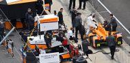 Alonso impresionó a McLaren Honda Andretti en su primer test - SoyMotor.com