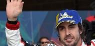 OFICIAL: Alonso no seguirá en el WEC con Toyota para la temporada 2019-2020 - SoyMotor.com