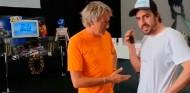 """Alonso y Calleja bromean sobre el Dakar: """"¿Vas a ir o no?"""" - SoyMotor.com"""