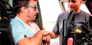 """Alonso y su tanteo con el Toyota del Dakar: """"Ha sido divertido"""" - SoyMotor.com"""