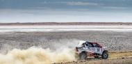 Fernando Alonso en un test con Toyota en Sudáfrica - SoyMotor
