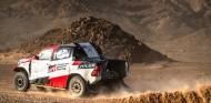 """Alonso desconoce si repetirá en el Dakar: """"Lo vivo como un rally único"""" - SoyMotor.com"""