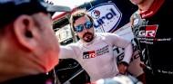 """Alonso da por hecho que correrá el Dakar: """"Voy a vivirlo y a acabarlo"""" - SoyMotor.com"""