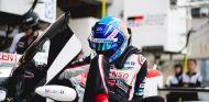 Fernando Alonso, hoy en Le Mans - SoyMotor