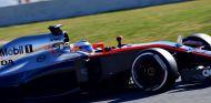 Fernando Alonso en los test de Montmeló - LaF1