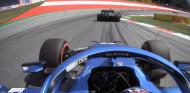 La FIA sanciona a Vettel por obstaculizar a Alonso en la Q2 de Austria - SoyMotor.com