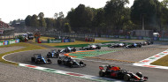 Alonso vs Vettel en el 'sprint' de Monza: destellos de los 'viejos tiempos' - SoyMotor.com