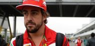 Fernando Alonso en Suzuka