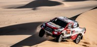 "Rossi: ""Me alivió que Alonso no ganase el Dakar"" - SoyMotor.com"