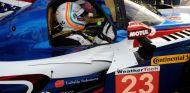 Fernando Alonso, a bordo de su LMP2 de Daytona - SoyMotor.com