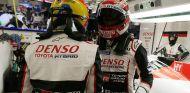 Buemi tomará la salida en el Toyota 8 y Alonso le relevará en las 24 Horas Le Mans - SoyMotor.com