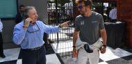 Jean Todt (izq.) y Fernando Alonso (der.) – SoyMotor.com