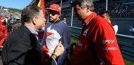 Jean Todt justifica por qué no saludó a Fernando Alonso en el homenaje a Jules Bianchi - LaF1.es
