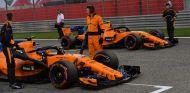 Fernando Alonso y Stoffel Vandoorne – SoyMotor.com