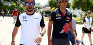 Sainz está convencido que Alonso seguirá en 2016 - LaF1