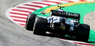 AlphaTauri en el GP de España F1 2020: Viernes - SoyMotor.com