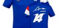 Colección Alpine 2021: ¡reserva ya aquí la camiseta de Fernando Alonso! - SoyMotor.com