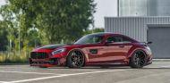 Mercedes AMG GT Prior Design - SoyMotor.com