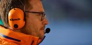 Andreas Seidl en una imagen de archivo de la pretemporada - SoyMotor.com