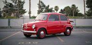 Angry Mosquito: un Fiat 600 de 1959 con un motor rotativo de Mazda con 220 caballos - SoyMotor.com