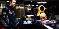 António Félix da Costa en el box de Red Bull - LaF1