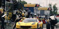 Antonio García y Magnussen recuperan el liderato en el IMSA GT - SoyMotor.com