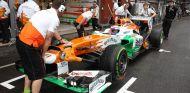Force India, muy cerca de anunciar al compañero de Nico Hülkenberg