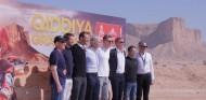Arabia Saudí presenta su futuro circuito de F1, ¡diseñado por Wurz! - SoyMotor.com