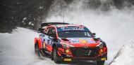 Arctic Rally Finlandia 2021: doblete de Hyundai en la primera jornada - SoyMotor.com