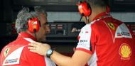 Maurizio Arrivabene en una imagen de archivo del GP de Brasil - LaF1