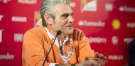 Maurizio Arrivabene, comida de navidad 2014 - LaF1