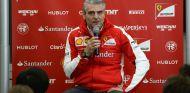 Maurizio Arrivabene en el Circuit de Barcelona-Catalunya - LaF1
