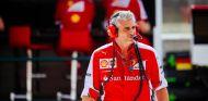 Arrivabene quiere evitar entrar en guerra con Pirelli por el reventón de Vettel - LaF1