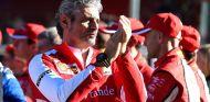 Arrivabene aplaude el 2015 que ha hecho Ferrari, pero para 2016 quiere el premio grande - LaF1