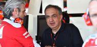 Marchionne no hace caso a Lauda sobre la 'italianización' de Ferrari - SoyMotor.com