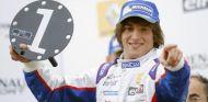 """Roberto Merhi: """"La Fórmula 1 sigue siendo mi objetivo"""""""