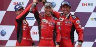 Álex Riberas, subcampeón de las ALMS, más cerca de las 24 Horas de Le Mans - SoyMotor.com