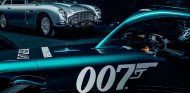 Aston Martin, en misión especial en Monza: logos 007 en el coche - SoyMotor.com
