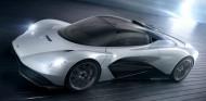 Aston Martin AM-RB 003: el 'el hijo del Valkyrie' toma forma en Ginebra - SoyMotor.com