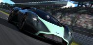 En la imagen, el Aston Martin DP-100 Vision Gran Turismos Concept - SoyMotor