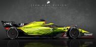 Así puede ser el F1 2021 de Aston Martin - SoyMotor.com