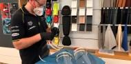 Aston Martin se suma a la producción de material sanitario