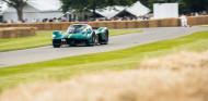 Aston Martin Valkyrie en Goodwood - SoyMotor.com