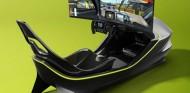 Aston Martin AMR-C01: el simulador más lujoso del mundo - SoyMotor.com