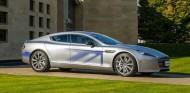 El Aston Martin Rapide E será el gran protagonista de la nueva entrega de James Bond - SoyMotor.com