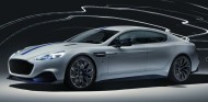 Aston Martin Rapide E: 610 caballos puramente eléctricos - SoyMotor.com