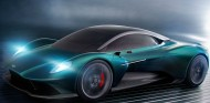 El Aston Martin Vanquish Vision Concept se ha presentado en el Salón de Ginebra - SoyMotor.com