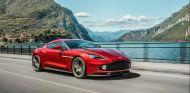 99 Aston Martin Vanquish Zagato se harán realidad