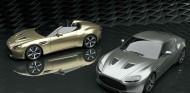 Aston Martin Vantage V12 Zagato Heritage Twins: celebración centenaria - SoyMotor.com